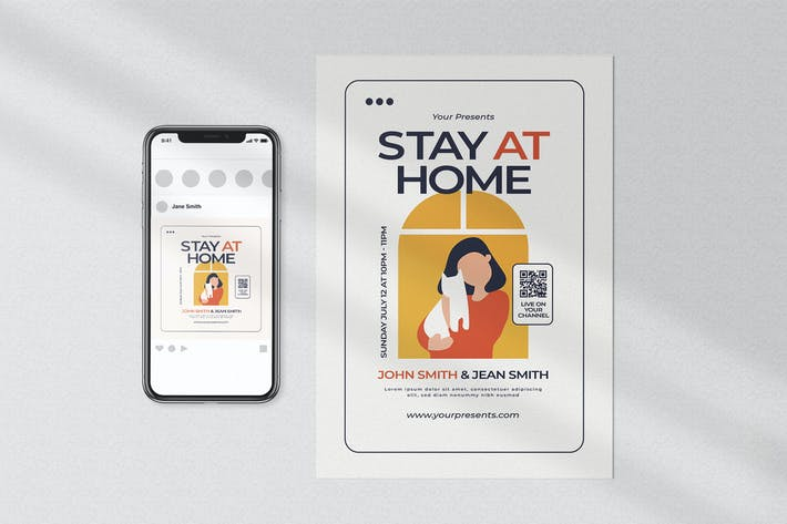 Thumbnail for Stay At Home Pack