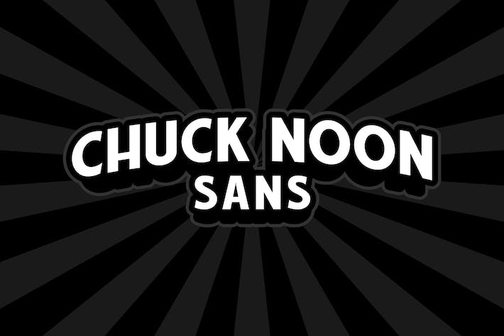 Thumbnail for Chuck Noon Sans