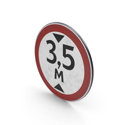Traffic Sign Height Limit