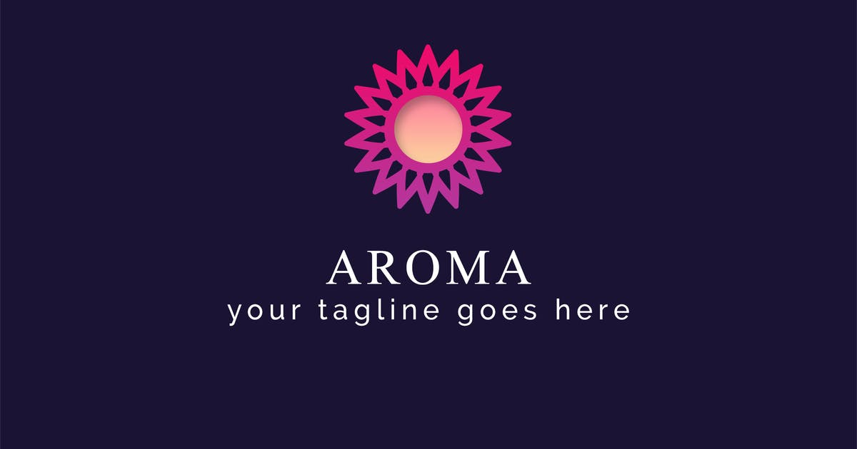 Download Aroma - Creative Logo Design by ThemeWisdom