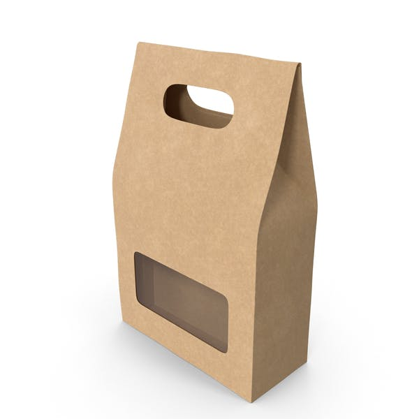 Рециркулированный бумажный мешок