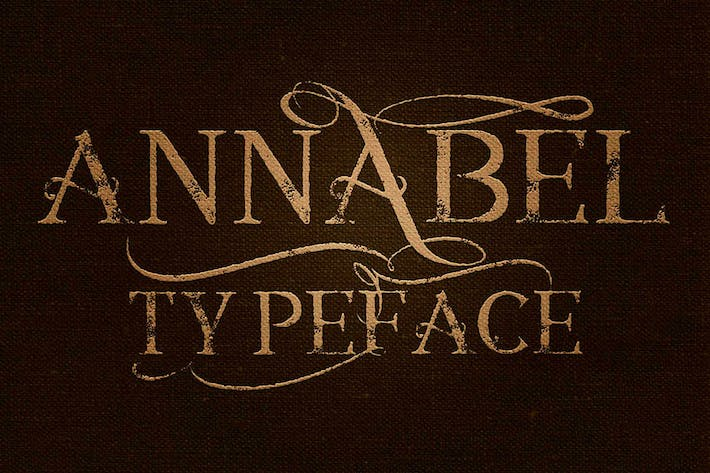 Thumbnail for Annabel Font