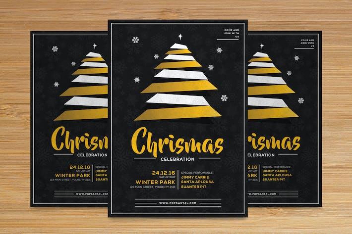 Thumbnail for Christmas Church Flyer