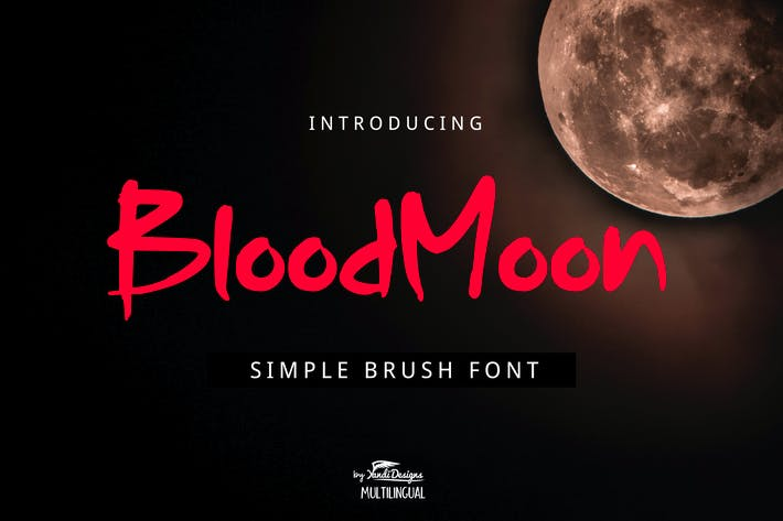 Thumbnail for Fuente Blood Moon