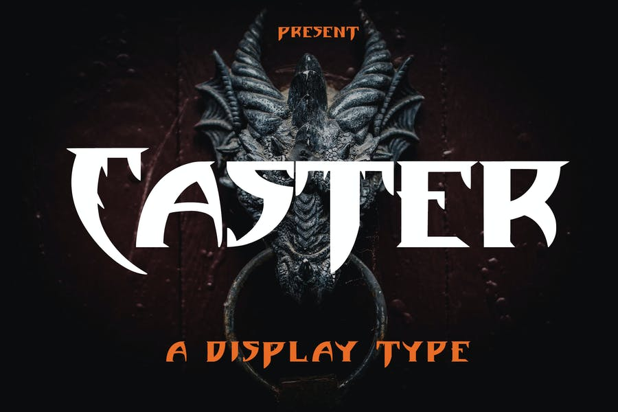 Caster - A Display Type