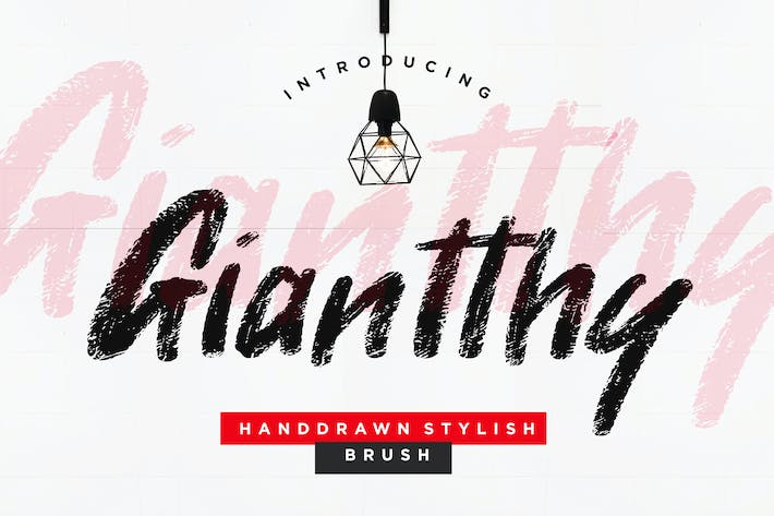 Thumbnail for Giantthy Handdrawn Stylish Brush