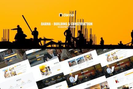 Darna – Building & Construction WordPress Theme