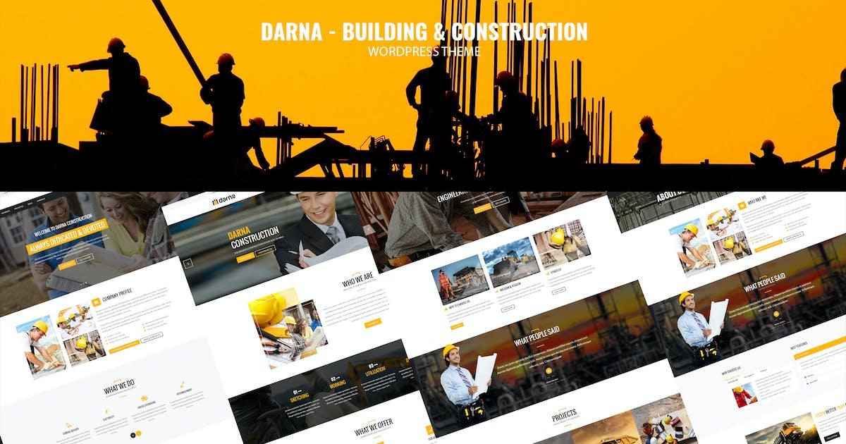 Download Darna – Building & Construction WordPress Theme by G5Theme
