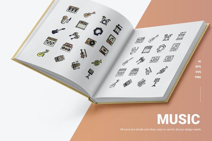 Music - Icons