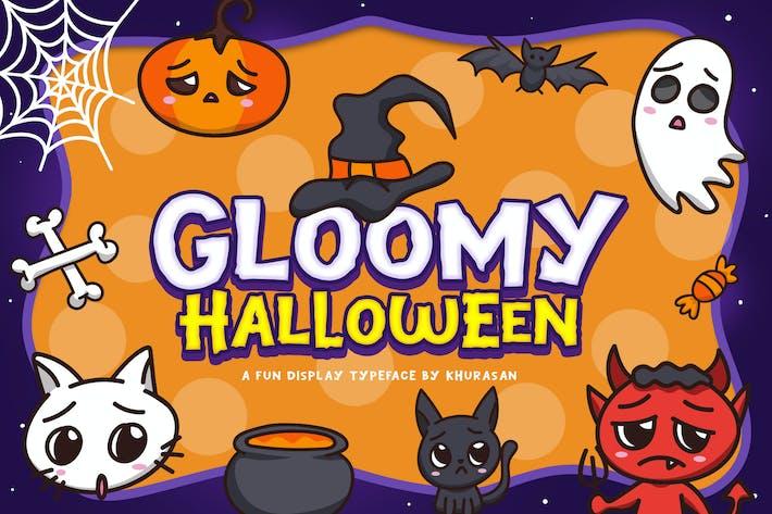 Thumbnail for Halloween sombre