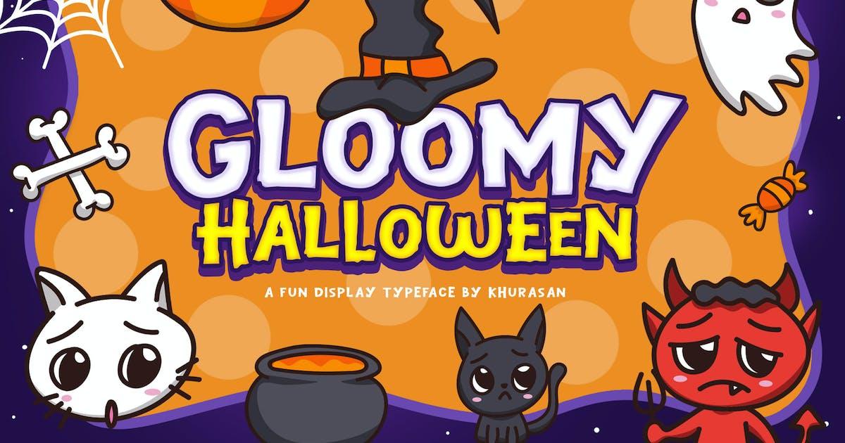 Download Gloomy Halloween by khurasan