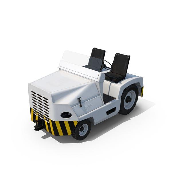 Буксировочный трактор