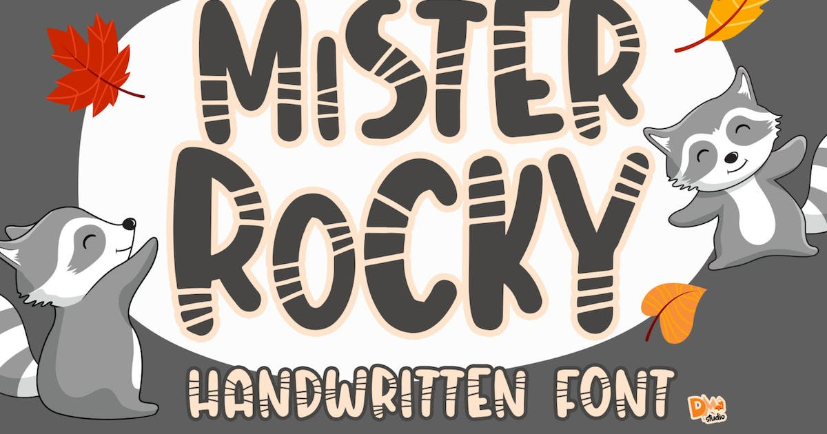 Download Mister Rocky by DmLetter