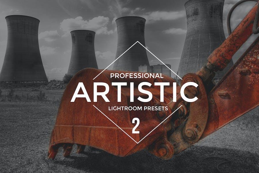 Artistic vol. 2 Lightroom Presets