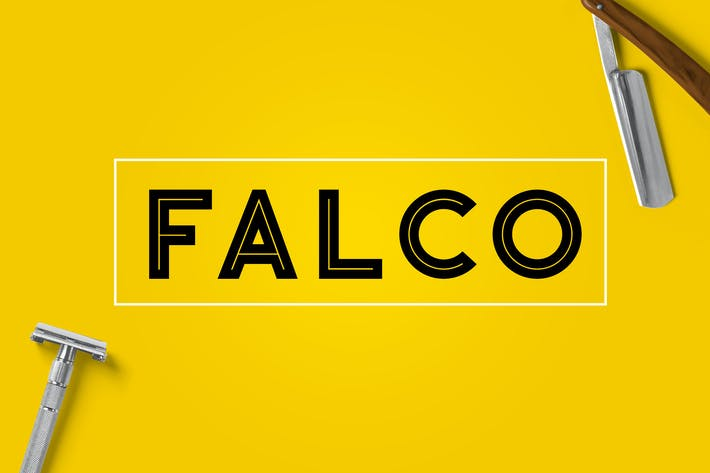 Cover Image For FALCO