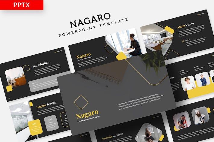 Thumbnail for Nagaro - Powerpoint Template