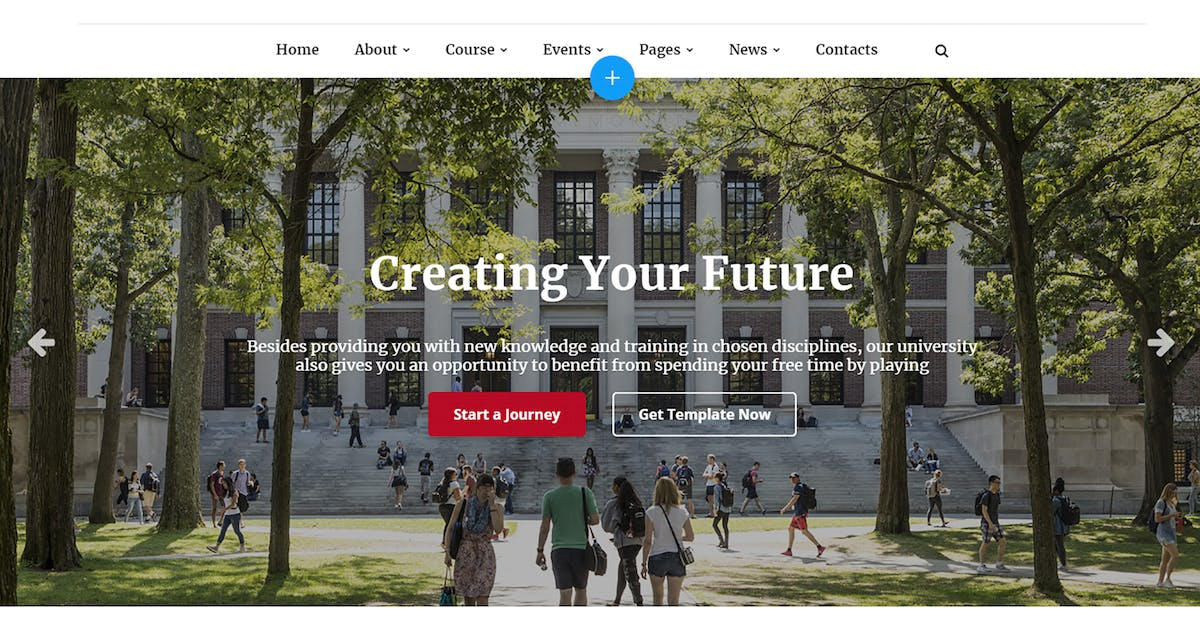 Download Patshala – Education HTML Template with Page Build by codecarnival