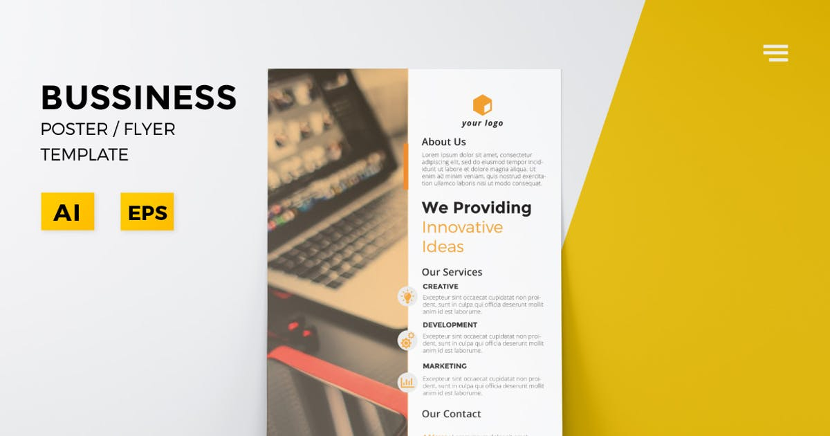 Business Flyer by Unknow