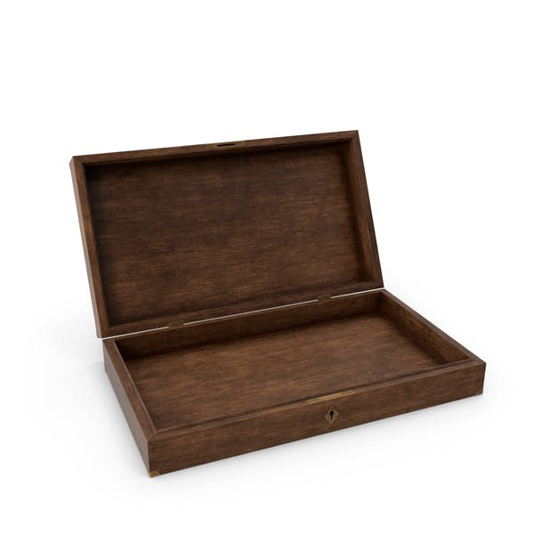 Thumbnail for Wooden Box