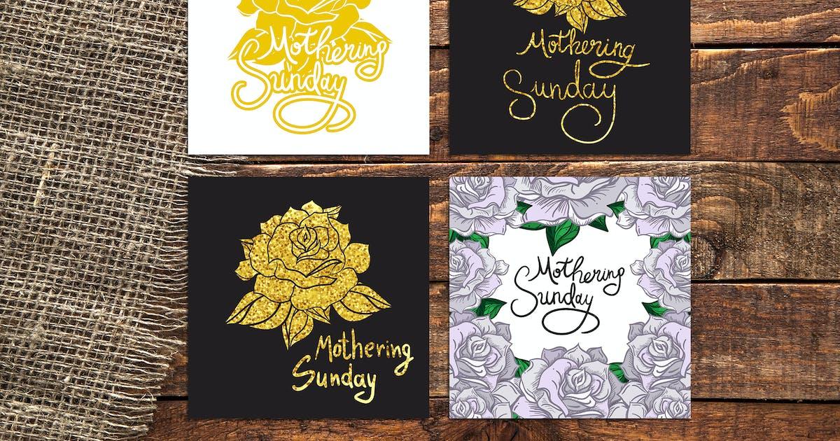Download Mothering Sunday Lettering by barsrsind