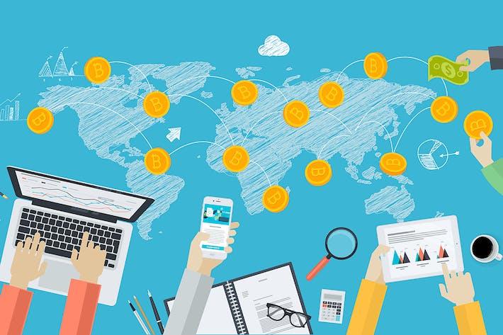 Thumbnail for Digitaler Währungsumtausch