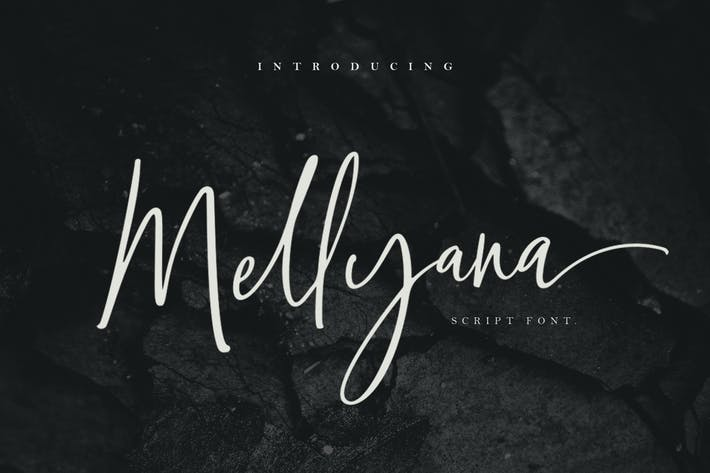 Thumbnail for Mellyana Script
