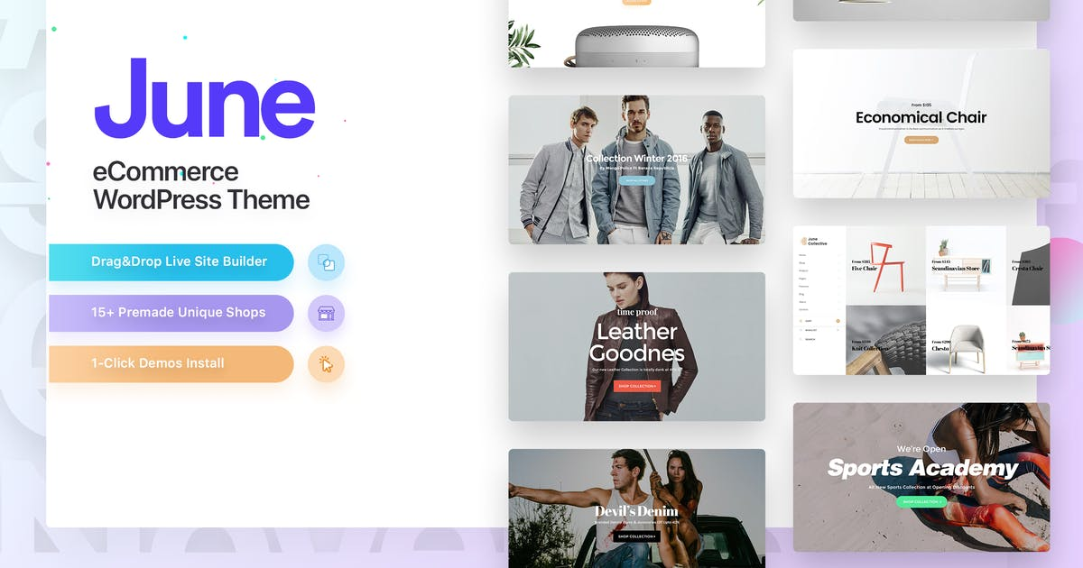 Download June | Fashion WooCommerce WordPress Theme by code-less