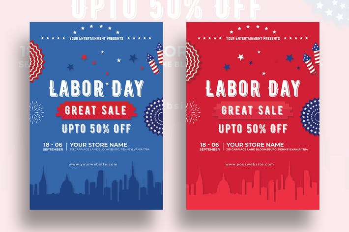 Cover Image For Labor Day Sale Flyer-10