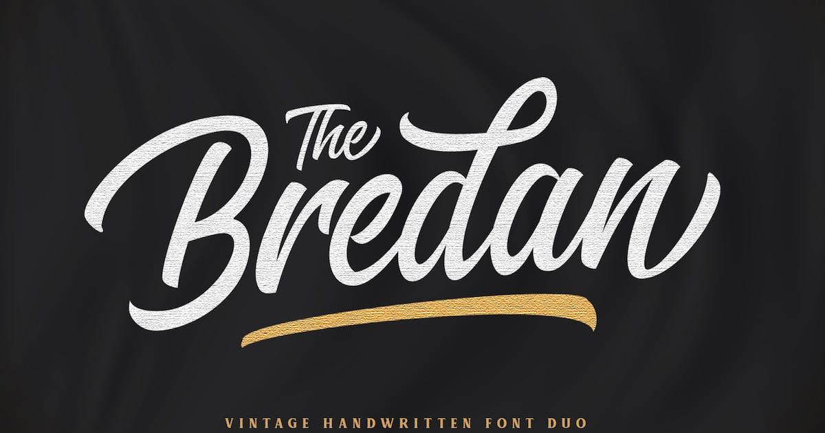 Download Bredan Vintage Script by vultype