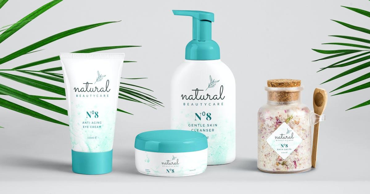 Download Beauty Natural Logo by atsar