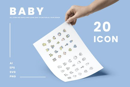 Baby - Icons