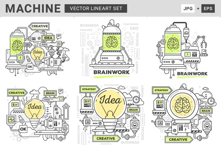 Thumbnail for Mechanisms with brain