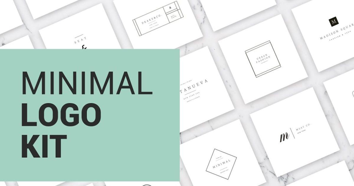 Download Minimal & Trendy Logo Kit by designdistrictmx