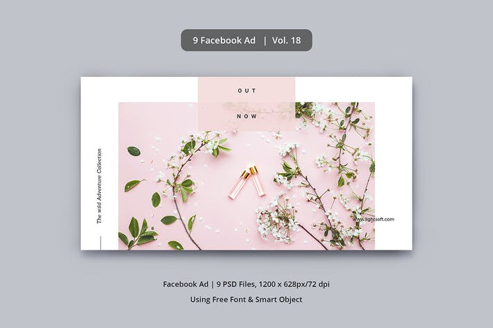 Thumbnail for Facebook Ad Vol. 18