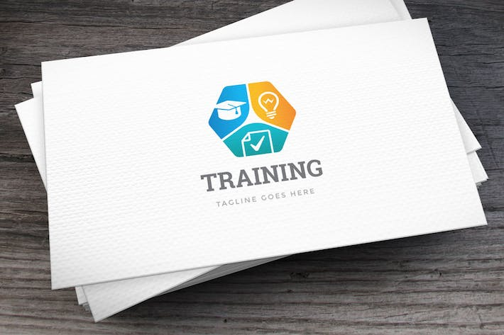 Thumbnail for Training Logo Template
