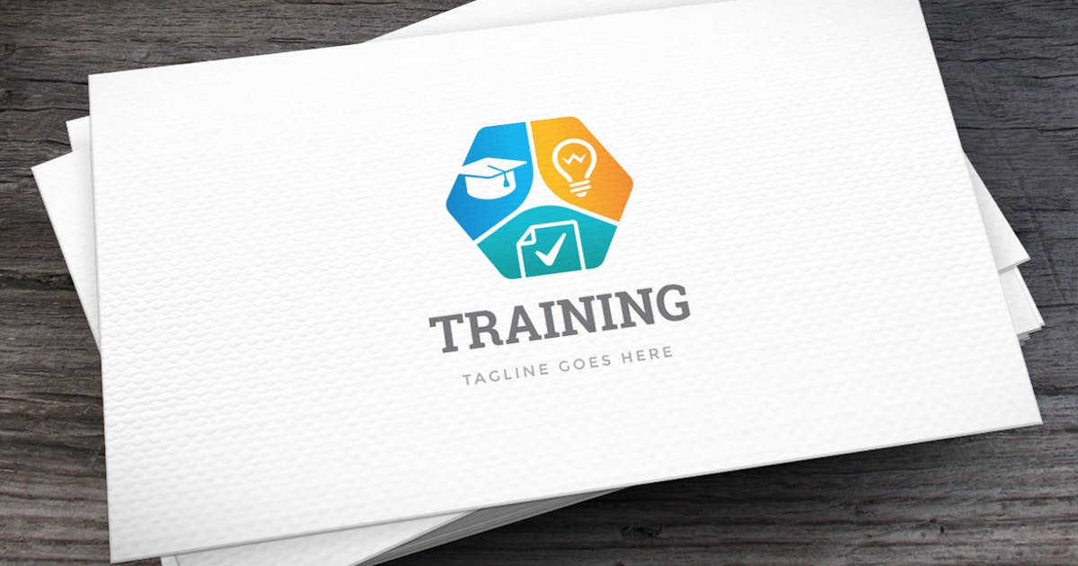 Download Training Logo Template by empativo