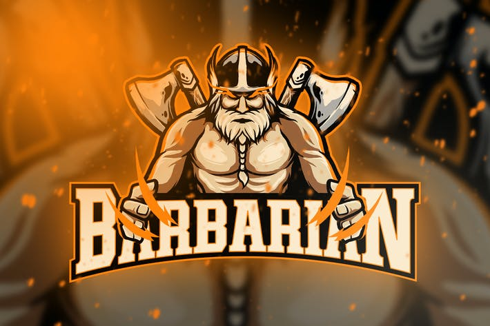 Thumbnail for Viking Esport Logo Vol. 2