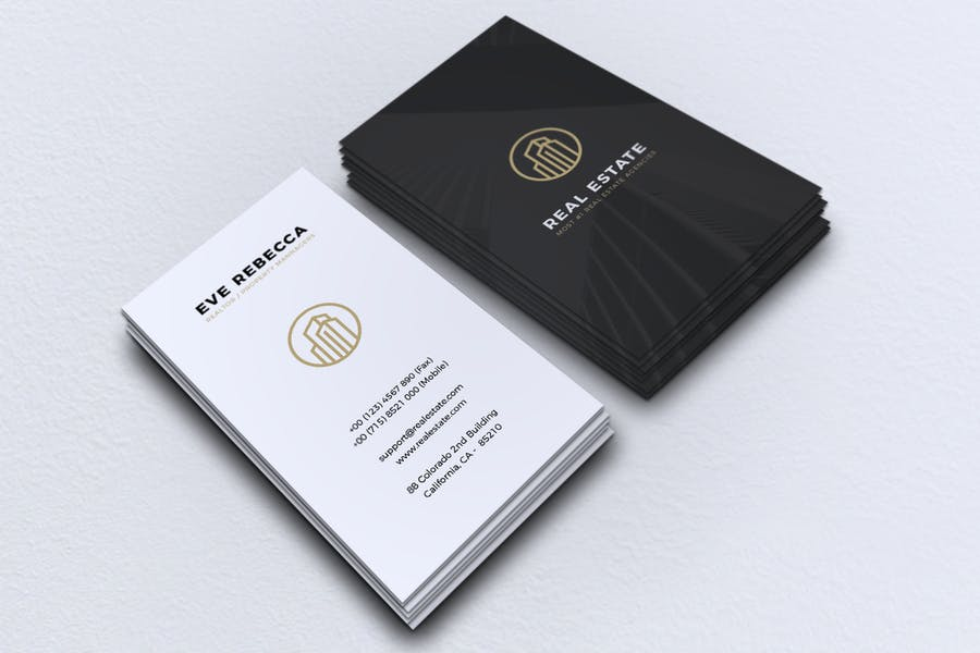 Minimalist Business Card Vol. 42