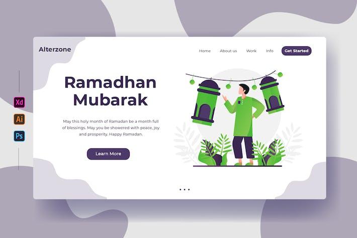 Thumbnail for Ramadhan Mubarak 01