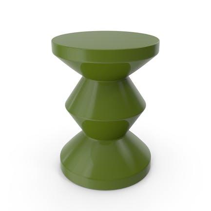 Зеленая таблица дизайнера