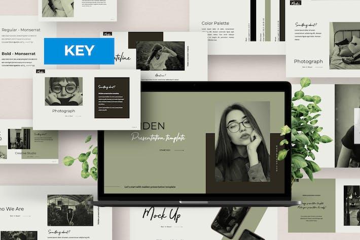 Thumbnail for Maiden Keynote Kreativ