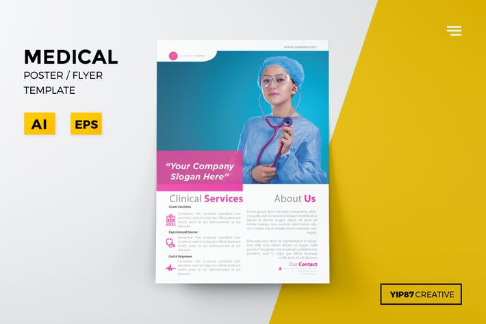 Thumbnail for Clinical Service Flyer