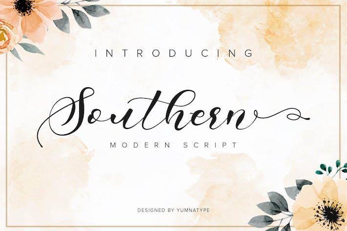 Thumbnail for Southern Script