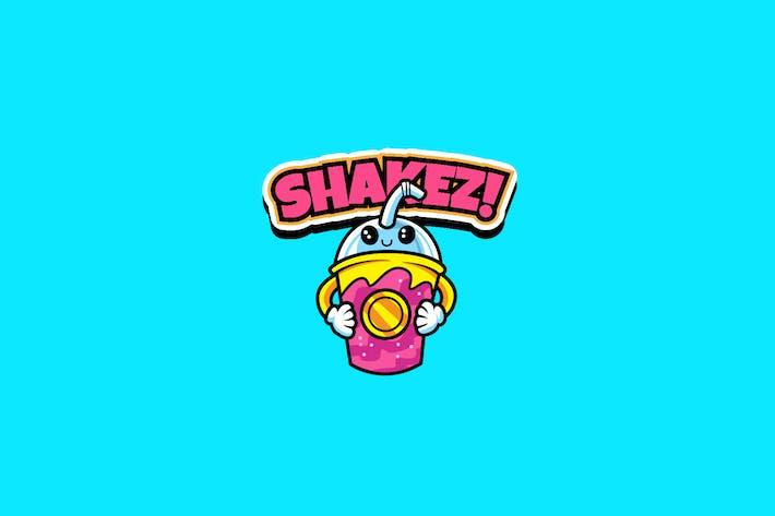 Thumbnail for Shake - Mascot Logo