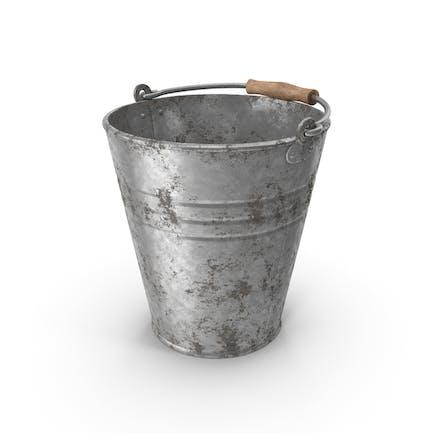 Cubo oxidado