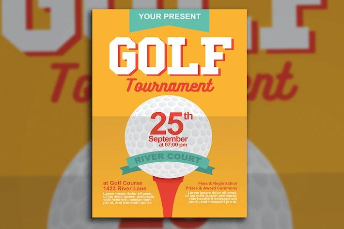 Thumbnail for Golf Tournament