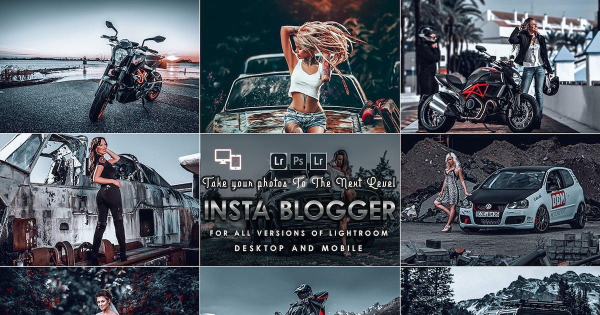 Download INSTA Blogger Presets (Mobile & Desktop) by 2lagus