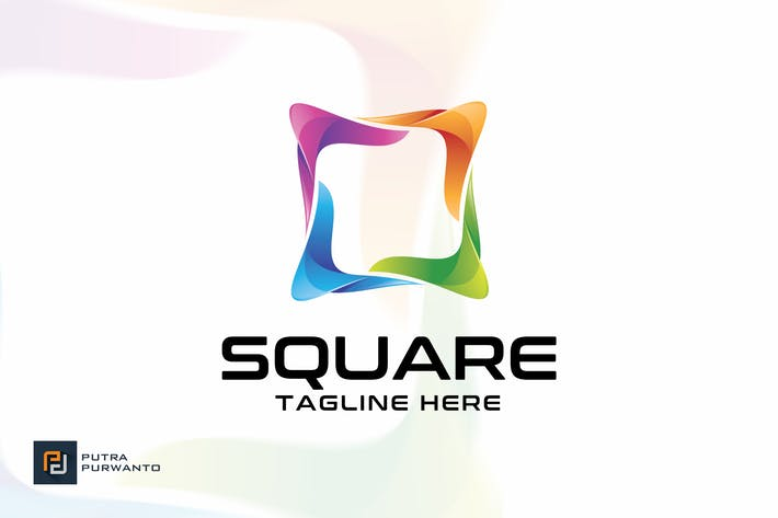 Thumbnail for Square - Logo Template