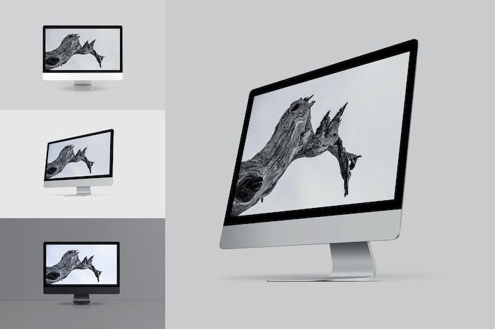 Thumbnail for Desktop Mockup