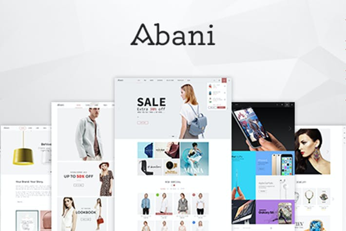 Thumbnail for Abani – Multi Purpose eCommerce HTML Template